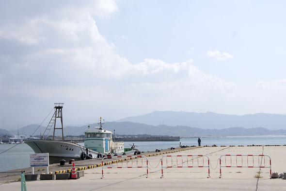 和歌浦漁港