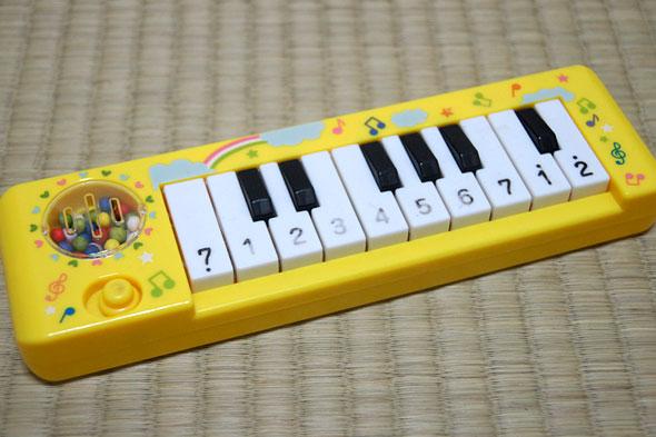 小さなピアノ