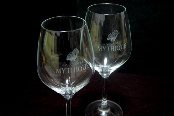 ミティークオリジナルのワイングラス