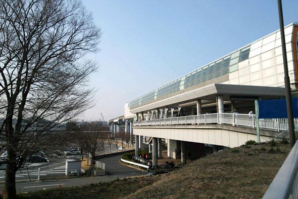 大阪モノレール 公園東口