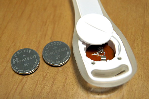 リチウムボタン電池