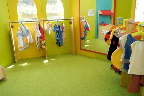 子ども用のかわいい衣装