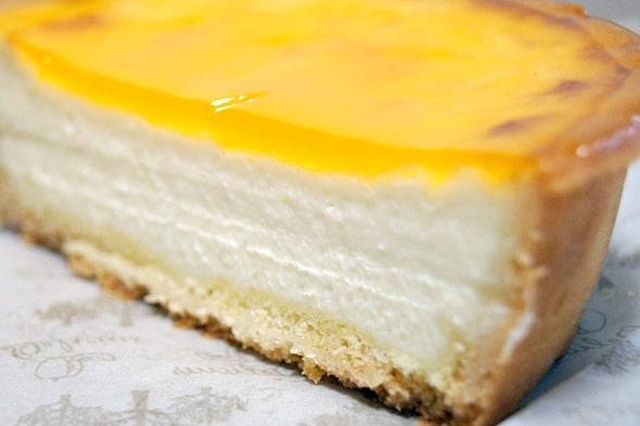 究極のチーズケーキ DELICIUS