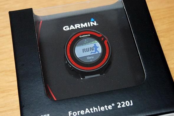 GARMIN(ガーミン) ForeAthlete220J