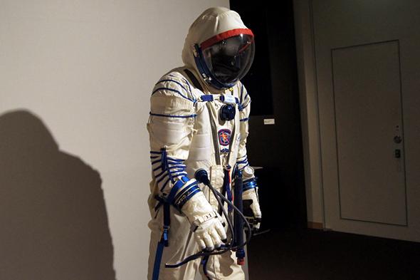 JAXAの宇宙服