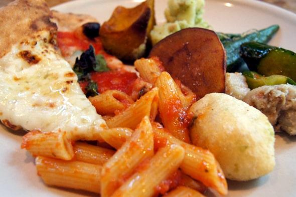 イタリアン食べ放題