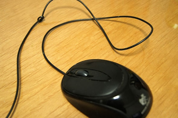 マウスコンピュータのマウス
