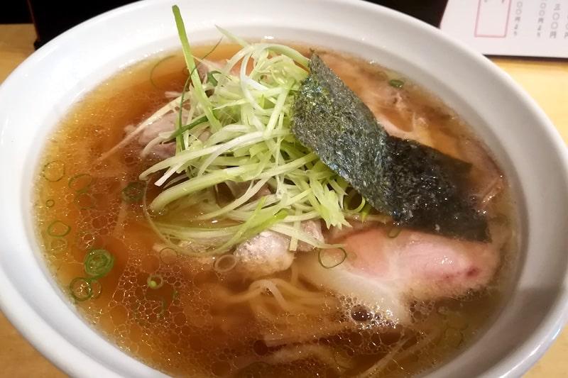 大阪麺哲の肉醤油