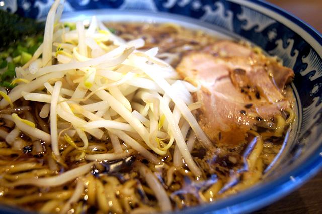 麺屋 黒船のラーメン