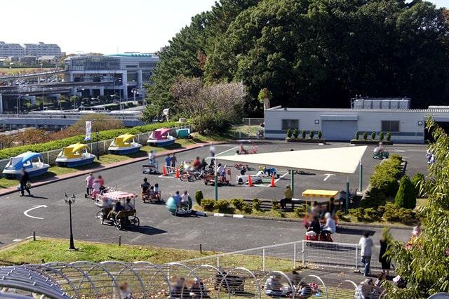 万博おもしろ自転車広場