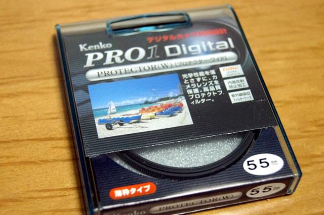 ケンコー PRO1D プロテクター