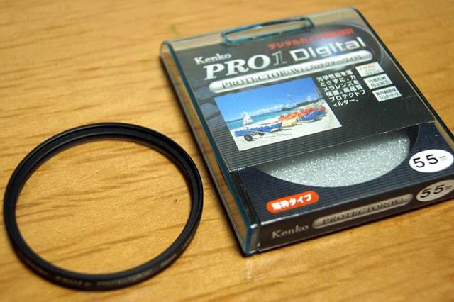 Kenko レンズフィルター PRO1D プロテクター