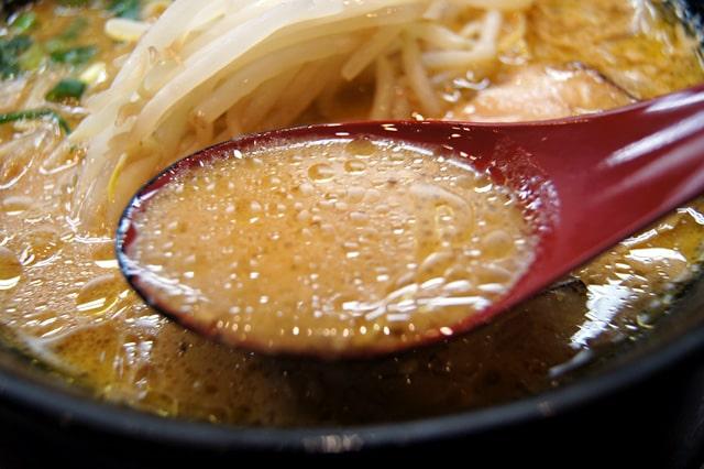 濃厚味噌スープ