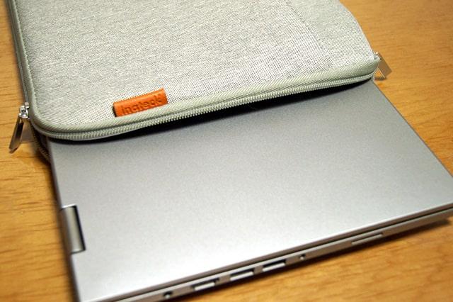 Inateckのノートパソコン用ケース