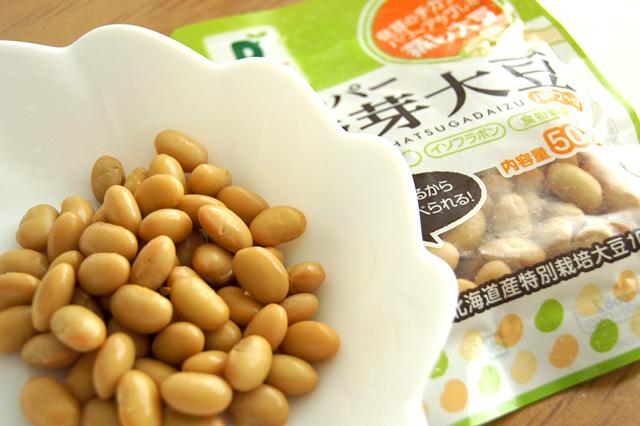 だいずデイズの「スーパー発芽大豆」