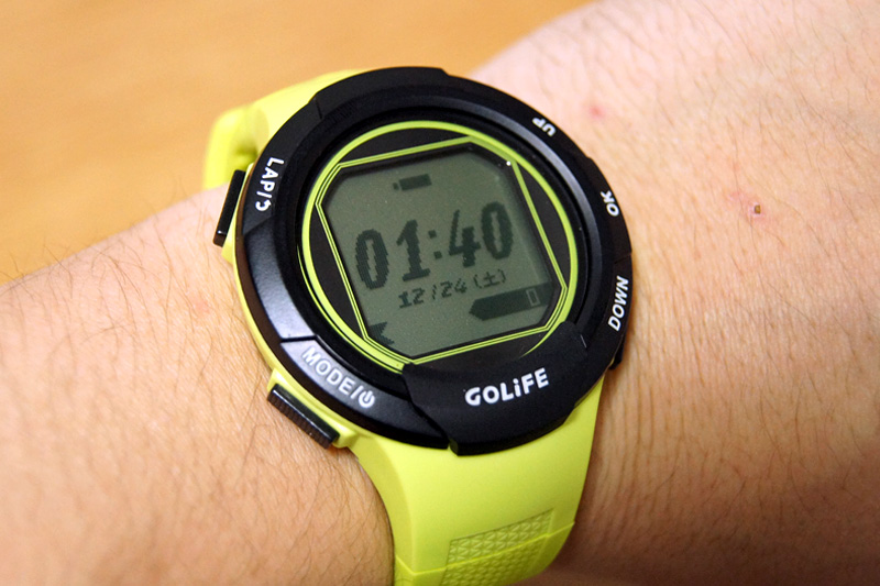 PAPAGO(パパゴ)の「GoLIFE GoWatch110i Plus」