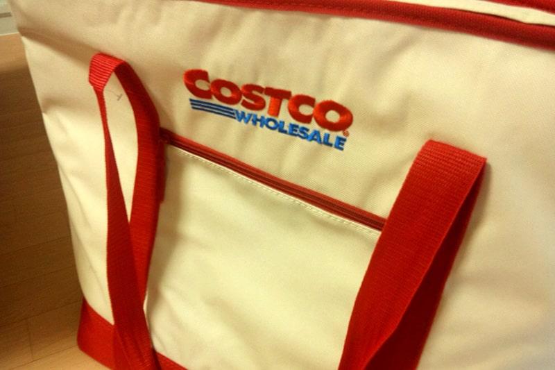 コストコのバッグ