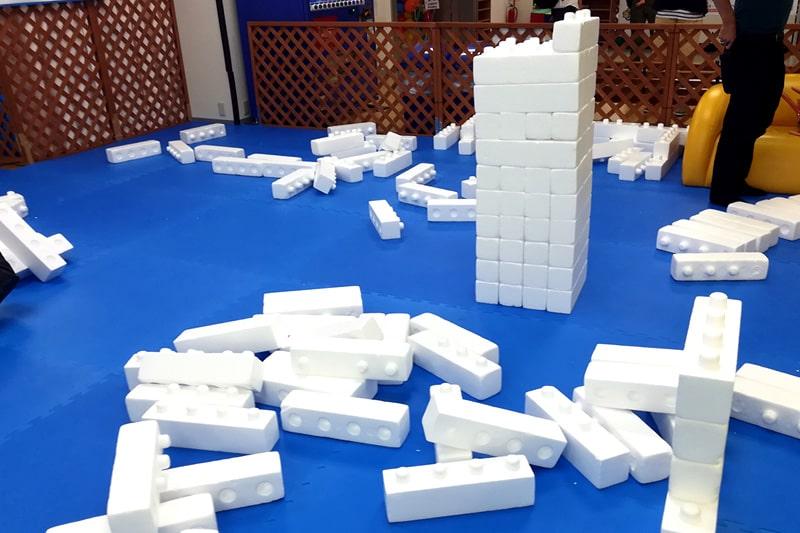 大きなブロック