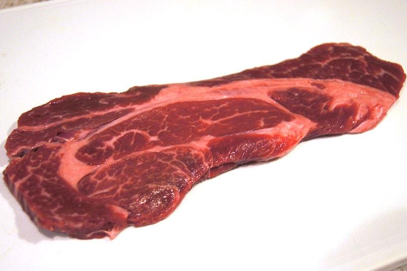 USA ビーフ 肩ロース焼肉