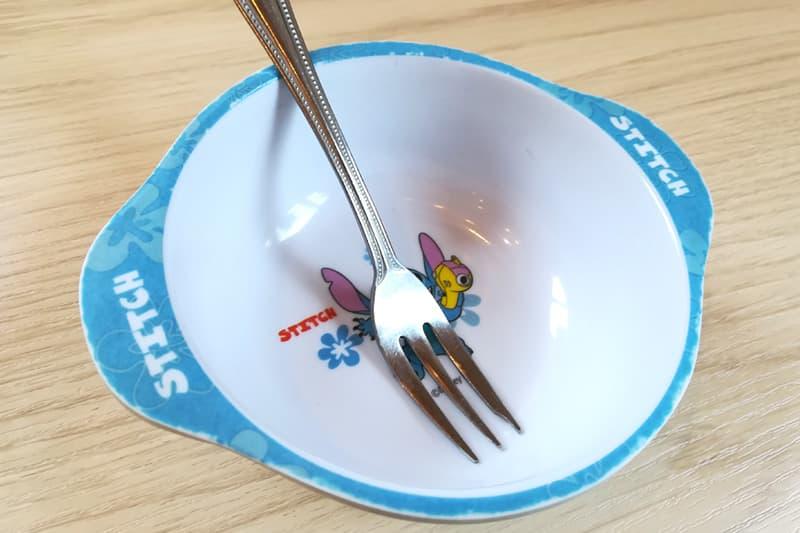 子ども用の食器