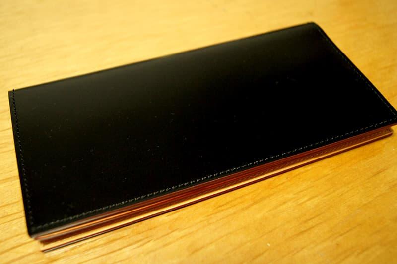 GANZOコードバン長財布