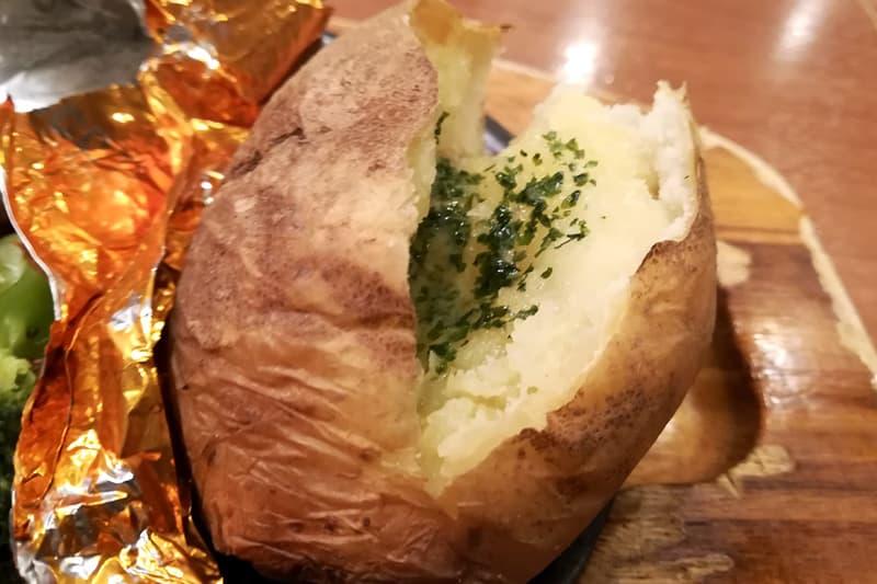 じゃがバター