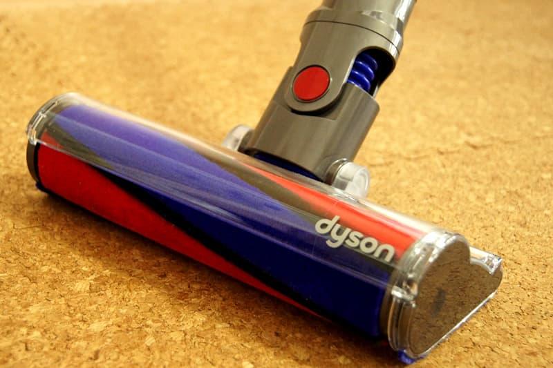 ダイソンコードレス掃除機