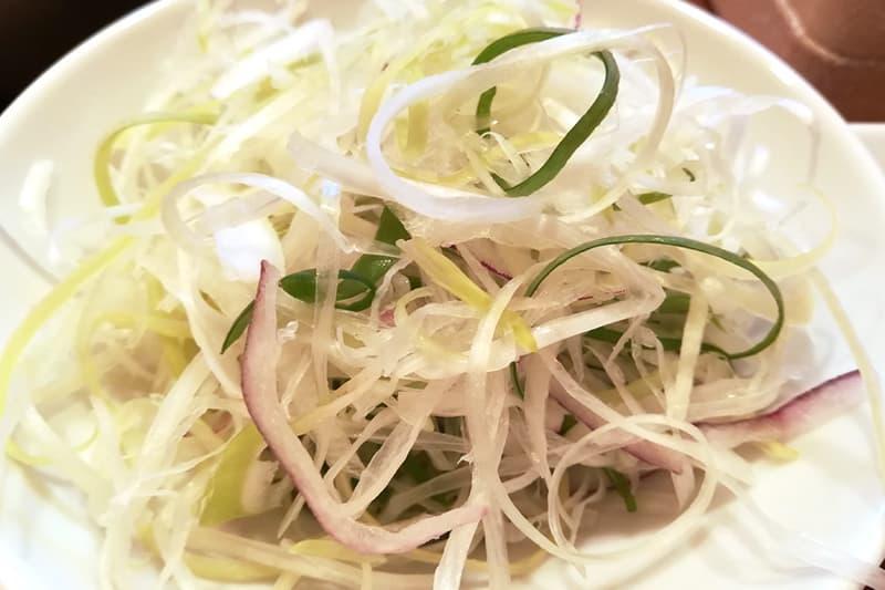 細切り野菜