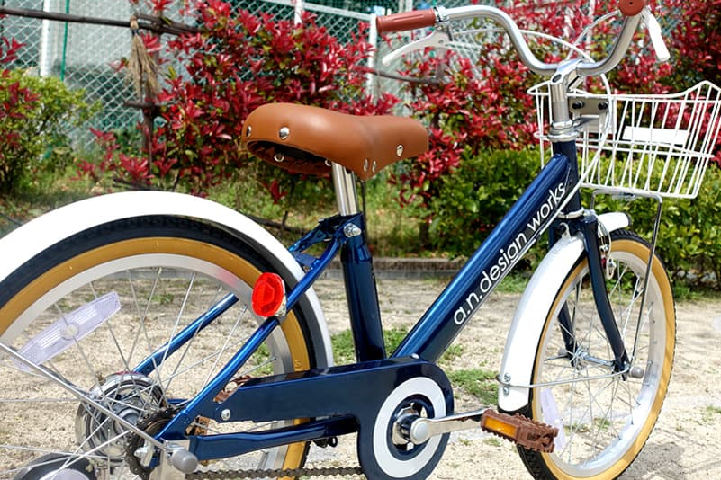 a.n.design Works 子供自転車