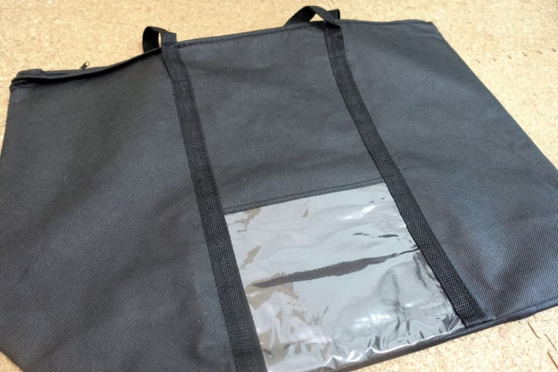クリーニング袋