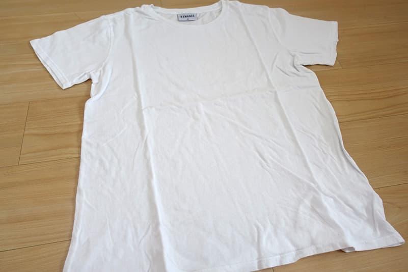 RXMANCEの半袖Tシャツ