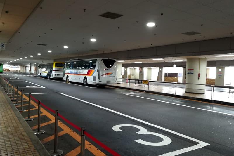 池袋サンシャインシティバスターミナル