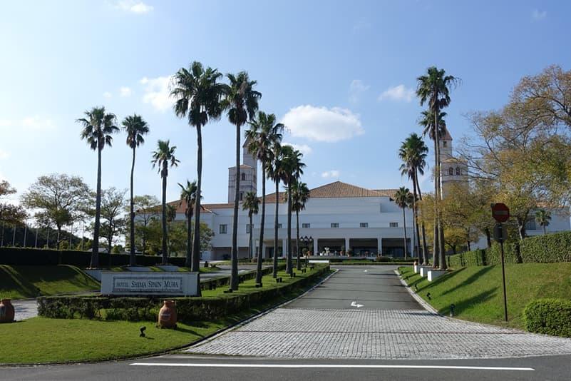 ホテル志摩スペイン