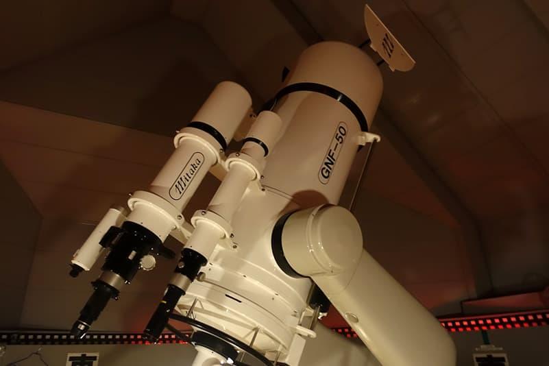 大型天体望遠鏡