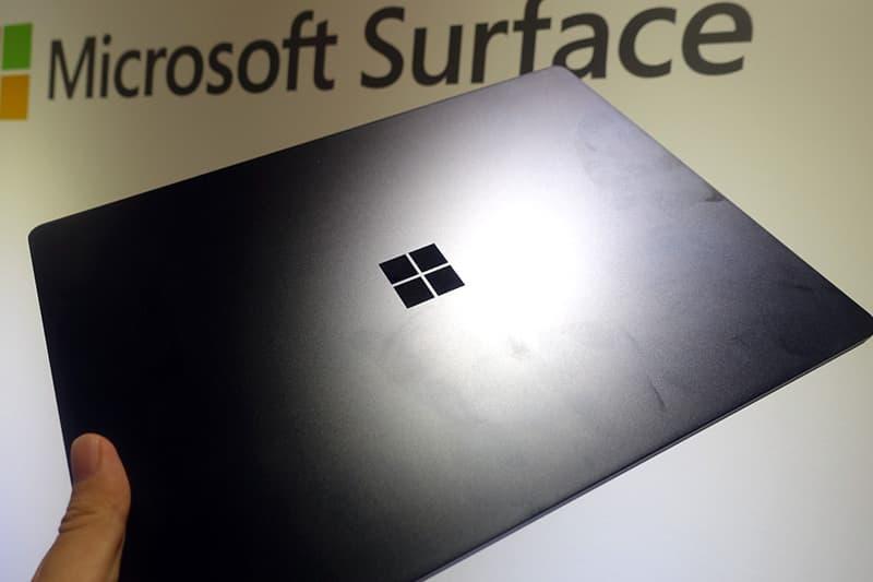Surface Laptop 2ブラック