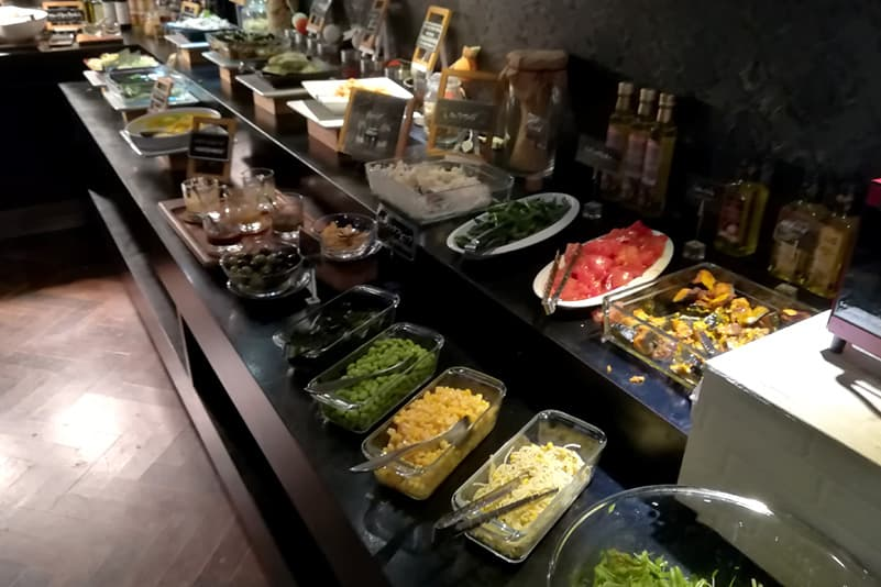 イタリアンレストラン&ビュッフェ WASHAGANCHI