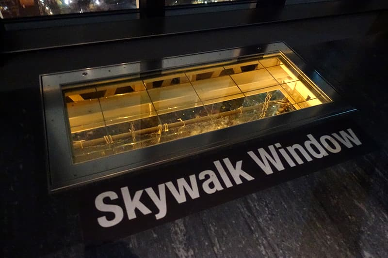SkyWalk Window