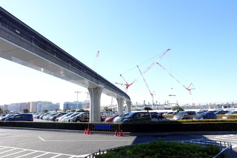東京ディズニーランド 駐車場