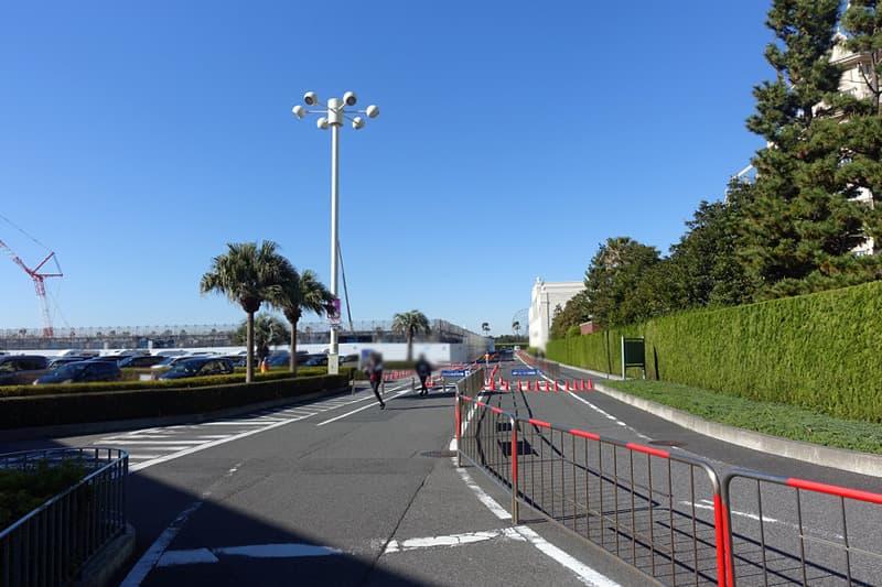 東京ディズニーランド駐車場