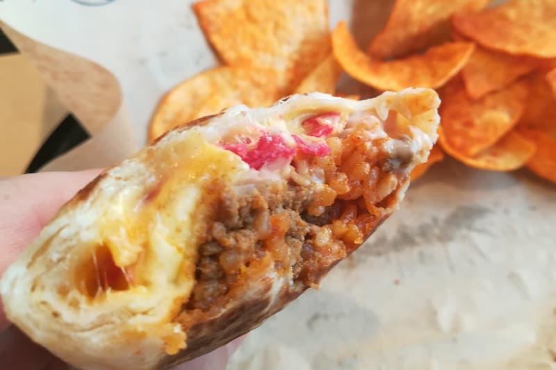 チーズコアブリトー