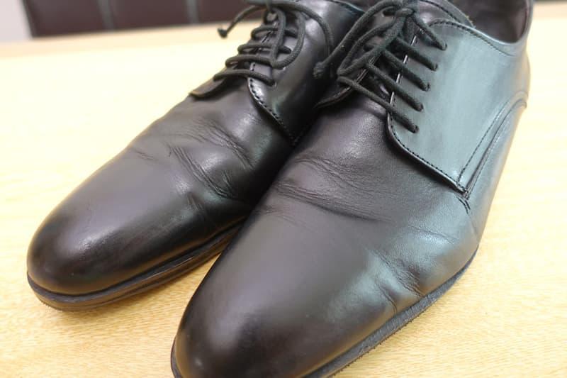 プレミアム靴磨き