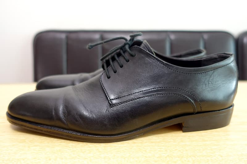 プレミアム靴磨き全体
