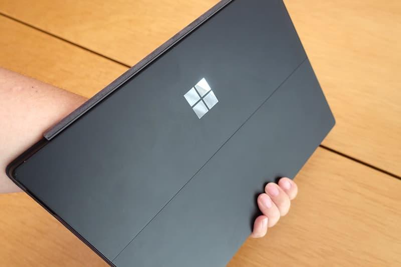 Surface Pro 6を持ち運び