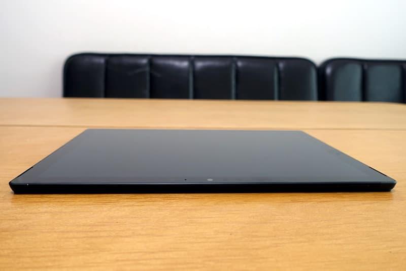 Surface Pro 6のサイズ