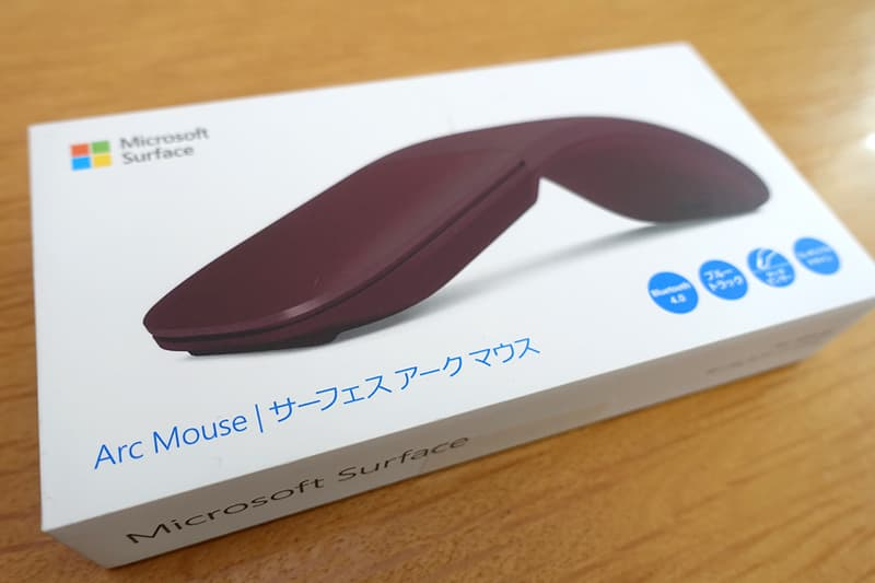 Surface アーク マウス