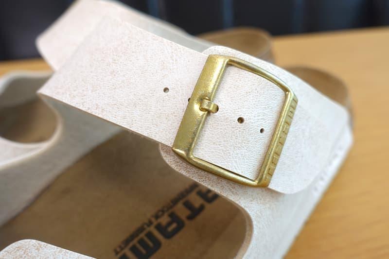 ベルトの金具