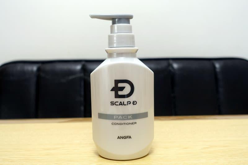 スカルプD薬用スカルプパックコンディショナー すべての肌用
