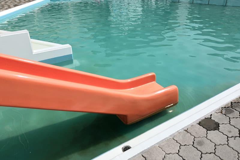 子ども用のプール