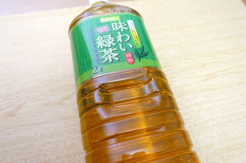 味わい緑茶