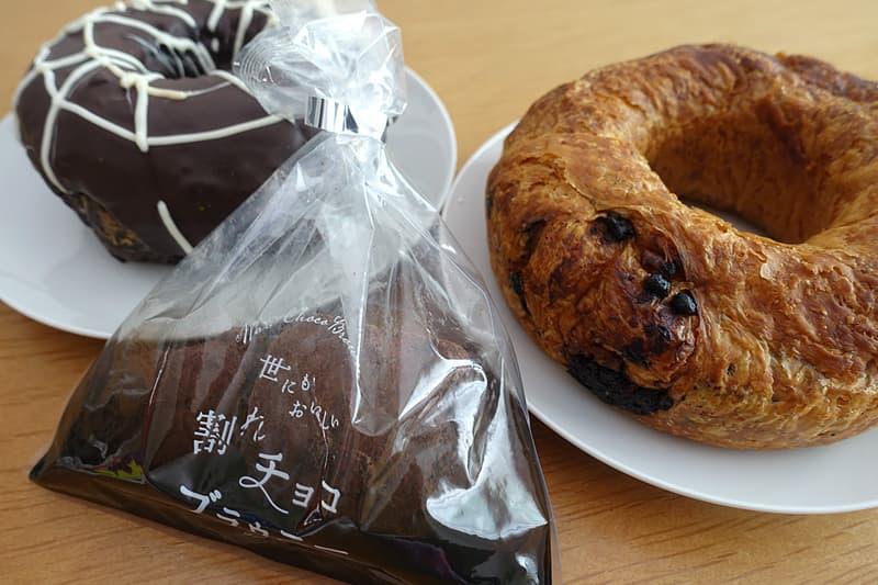 ハートブレッドアンティークのパン